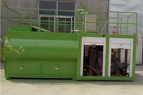 边坡绿化技术的高次团粒喷播机