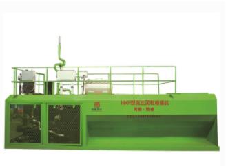 河南恒睿机械制造有限公司简述高次团粒喷播机的性能特点