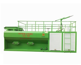 HKP型客土喷播机